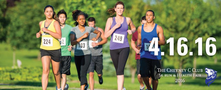 Spring 5k Run