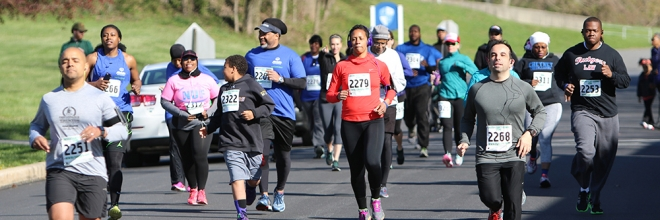 The C Club's First 5k Run & Health Fair is a Big Success!