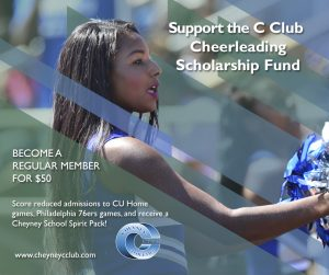 cheerleading scholarship fund